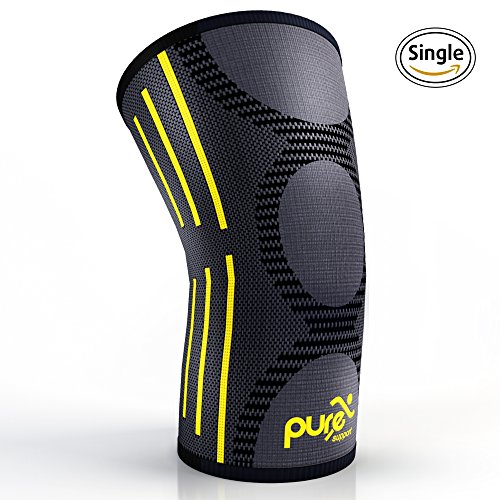 PURE SUPPORT Compression Knee Sleeve – Best Knee Brace
