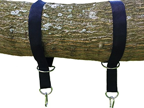 Tree Swing Hanging Kit Holds 1200lbs, Easy  Fast