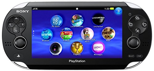 Sony PlayStation Vita Wi-Fi (Certified Refurbished)