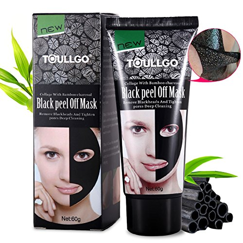 Charcoal Peel Off Mask, Black Mask, Purifying Peel Off
