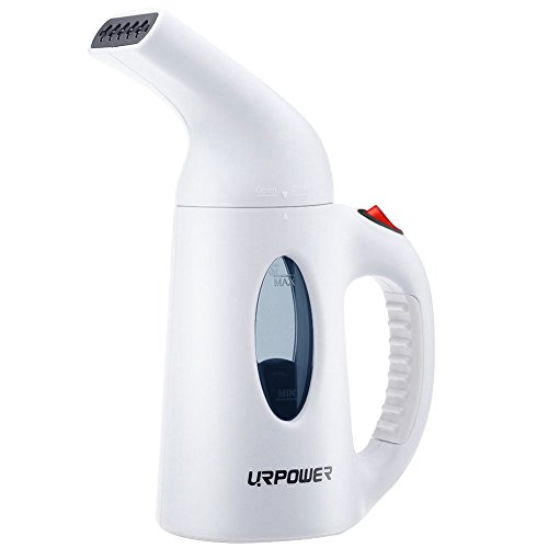 URPOWER Garment Steamer 130ml Portable Handheld Fabric Steamer Fast