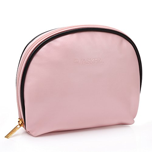 VASKER Small Makeup Bag for Purse Cosmetic Bag Pouch