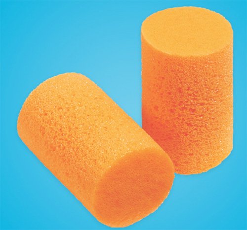 5 FREE Pairs of Howard Leight Earplugs