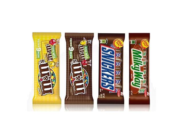 Get A Free FREE Snickers, Twix, M&M's, Or Milky Way!