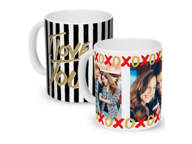 Get A Free Customized Ceramic Mug!