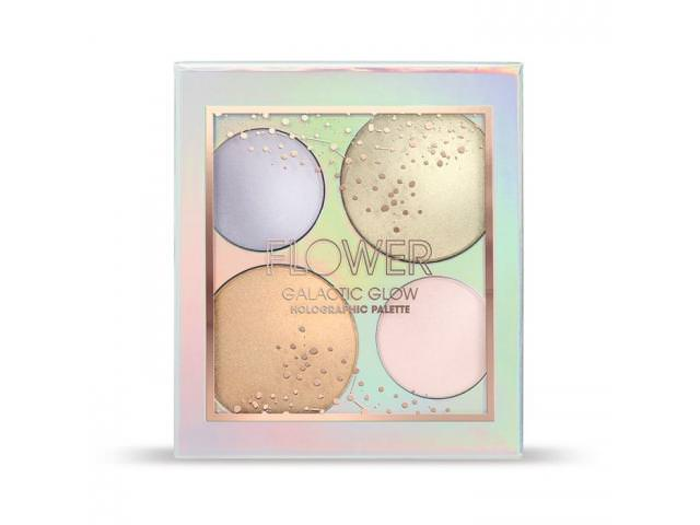 Get A Free Flower Beauty Galactic Glow Holographic Palette!
