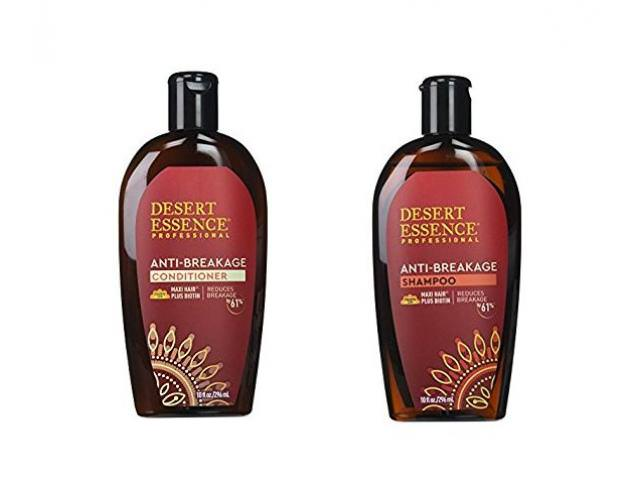 Get A Free Desert Essence Anti-Breakage Shampoo And Conditioner!