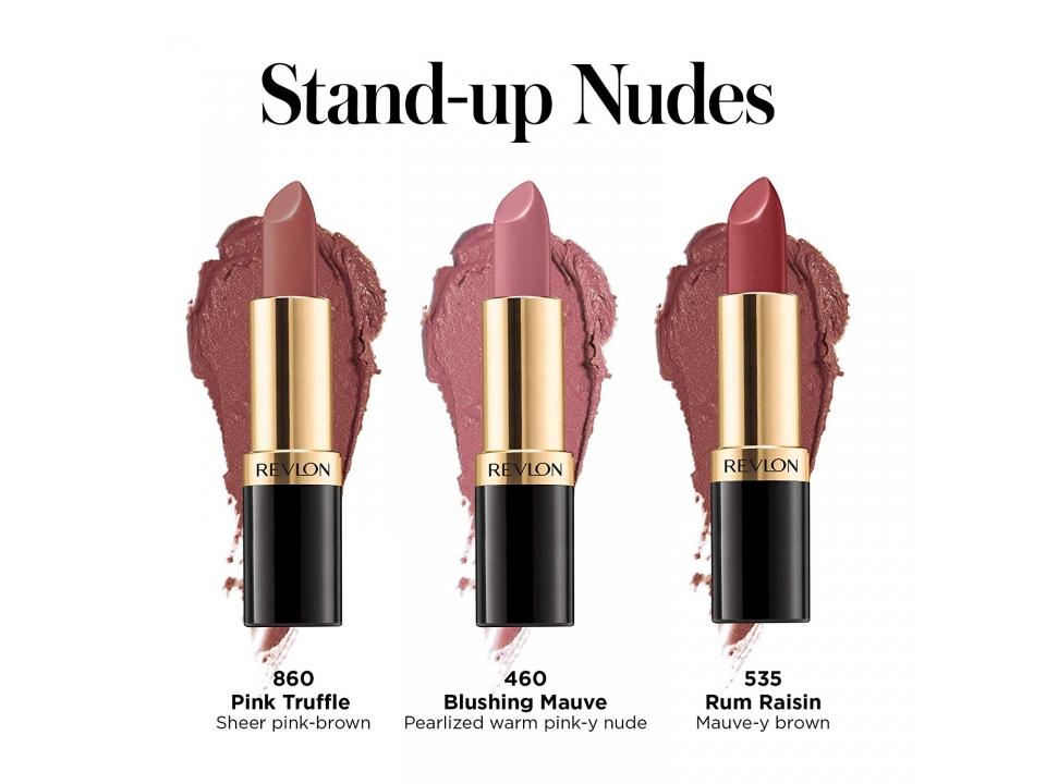 Free Revlon Marvelous Super Lustrous Lipstick Collection Set!