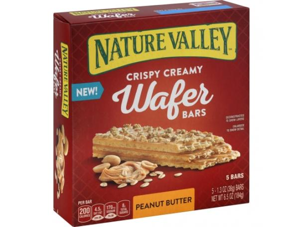 Free Nature Valley Wafer Bars From Sampler!