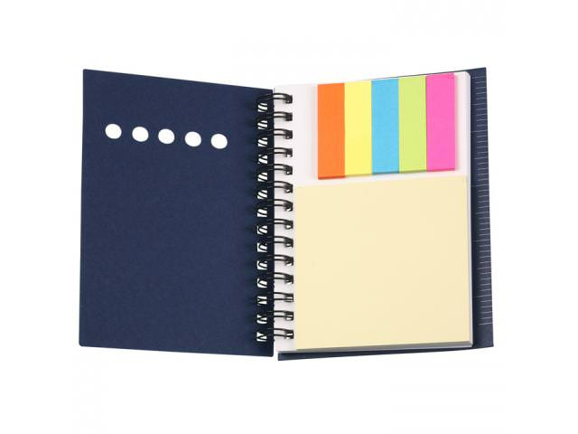 Get A Free Mini Memo Book With Flags And Ruler!