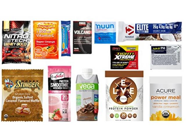 Get A Free New Year New You Wellness Sample Box!