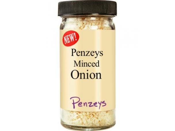 Free Minced Onion By Penzey's!