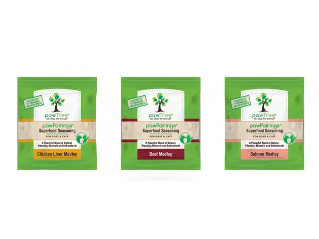 Get A Free pawPairings Superfood Seasoning For Pets!