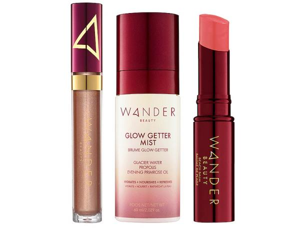 Free Beauty Products By Wander!