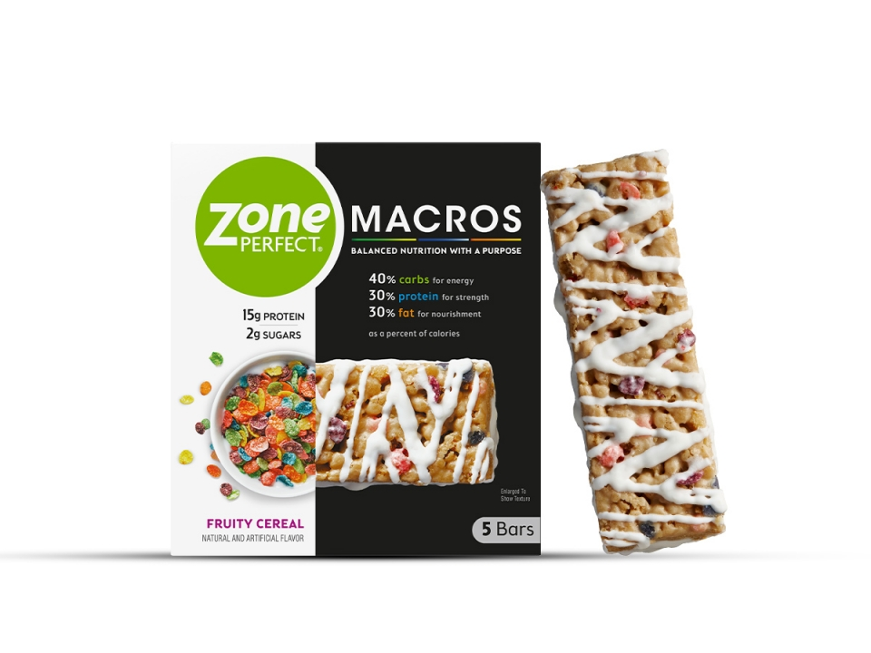 Free ZonePerfect Macros Bar