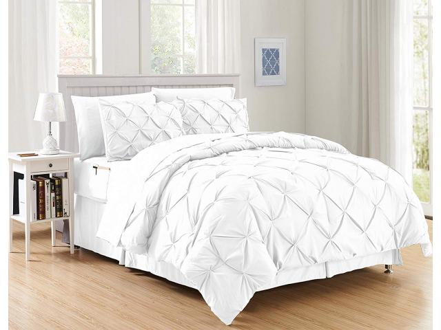 Get A Free 8-Piece Bed-in-a-Bag Comforter Set!