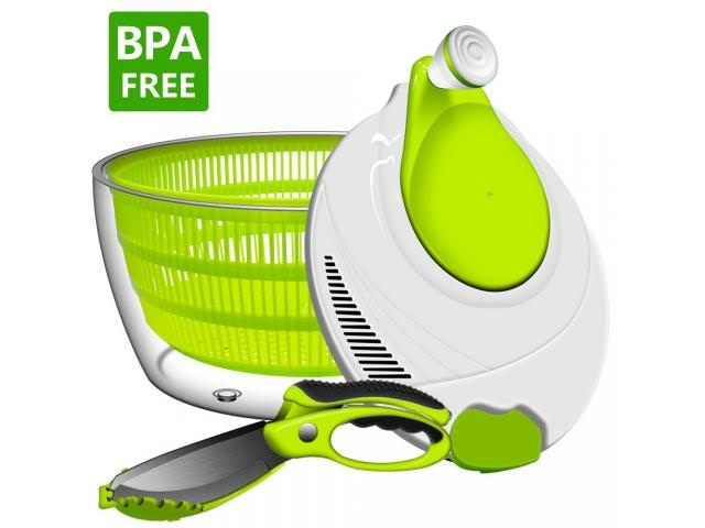 Get A Free Salad Spinner!