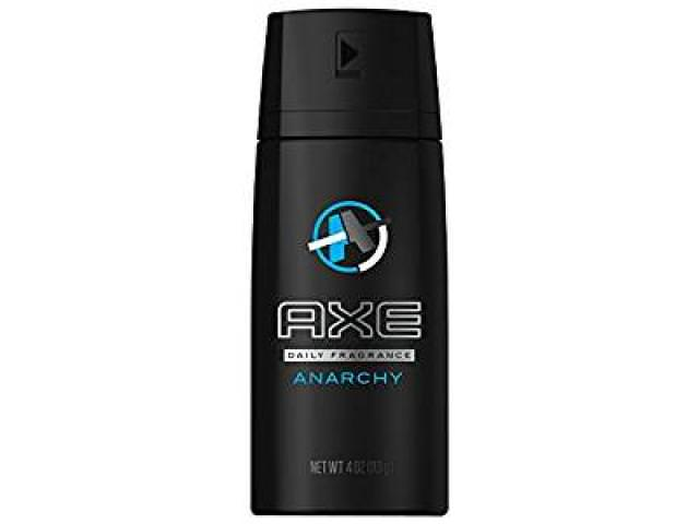 Get A Free AXE Body Spray!