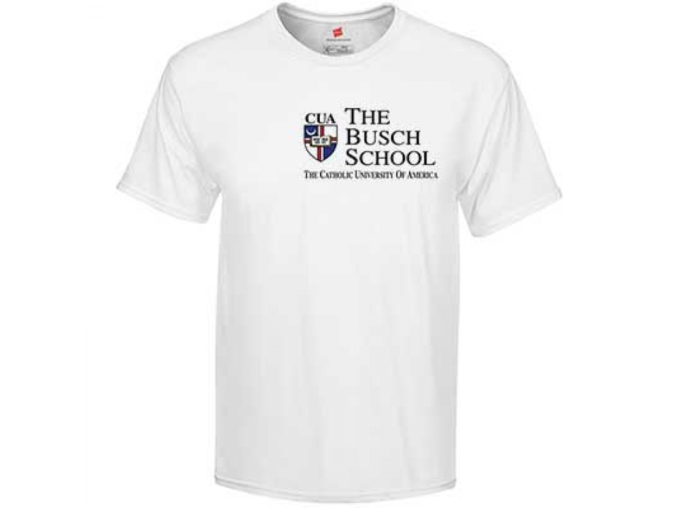 Free T-Shirt By Busch School Of Business