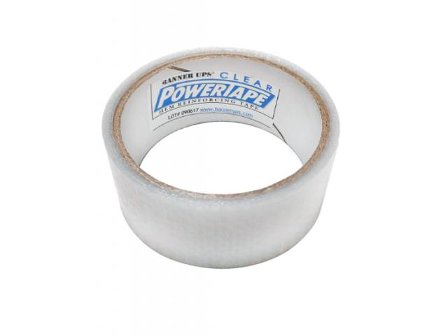 Get A Free Clear PowerTape!