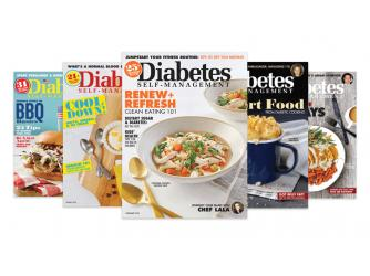Free Magazine: Diabetes Self-Management Subscription!