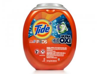 Free Tide Pods OXI From Walmart!