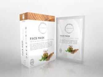 Free Face Mask Sample By Hempavida!