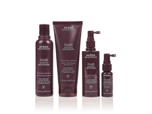 Free Aveda Invati Advanced Hair Care Sample!