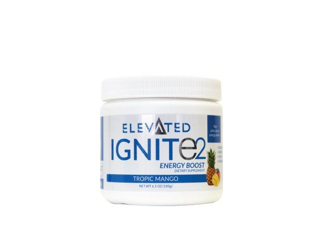Get A Free Elevated IGNITe2 Energy Boost Drink!