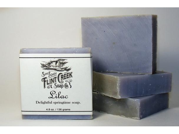 Free Flint Creek Bar Soap!