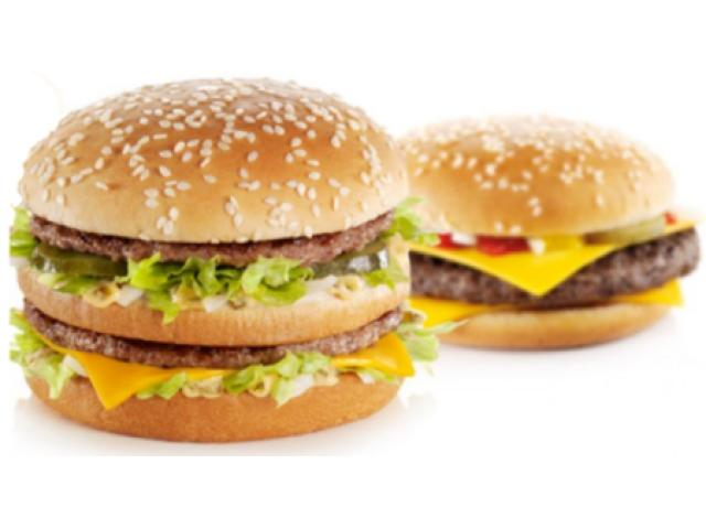 Free McDonald's Sandwich!
