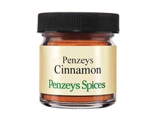 Get A Free Penzey's Cinnamon 1/4 Cup Jar!