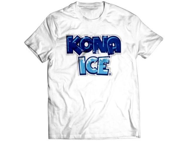Free T-Shirt From Kona Ice!