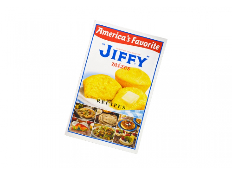 Free Mix Recipe Book By Jiffy