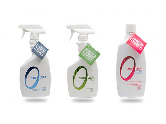 Get A Free Zero Odor Sample Kit!