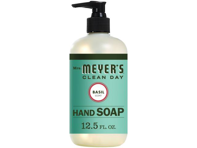 Get A Free Mrs. Meyers Clean Day Liquid Hand Soap!