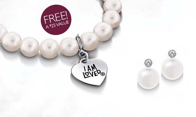 Get Free Pearl Necklace From Helzberg!