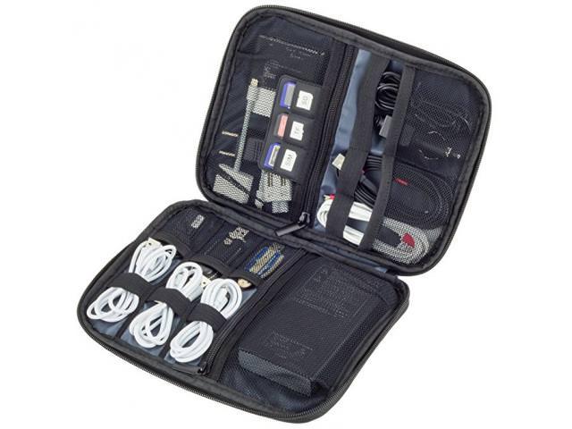 Get A Free Electronics Organizer!