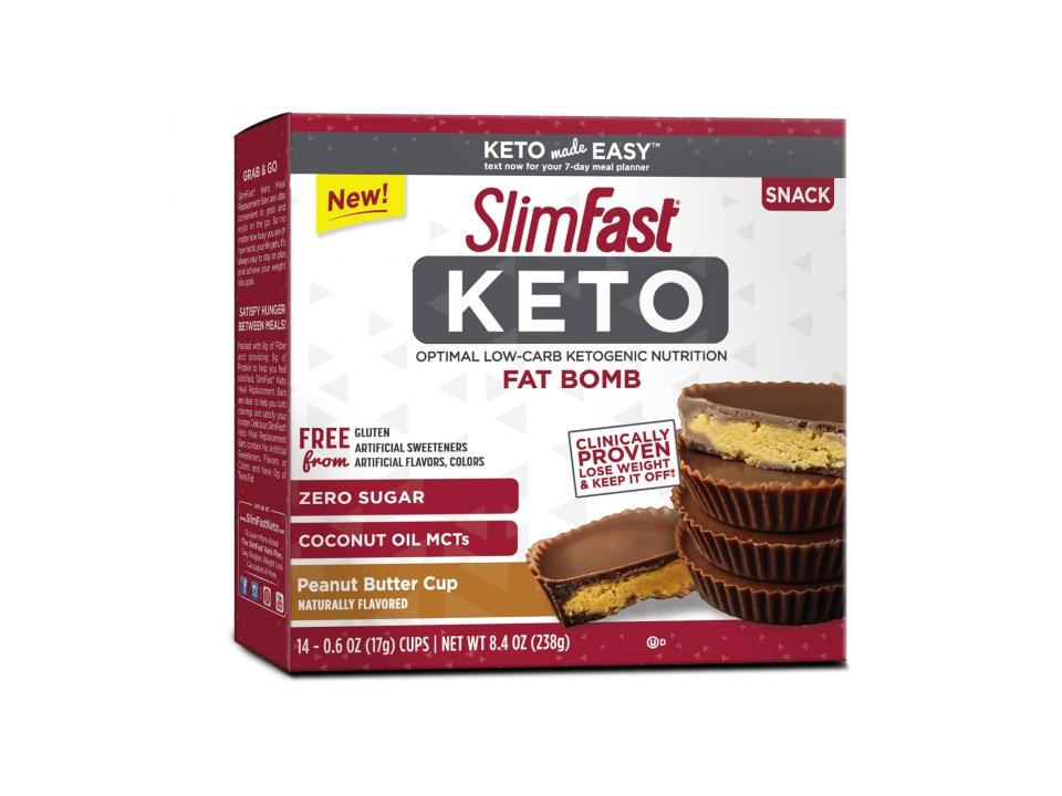 Free SlimFast Diabetic Peanut Butter Cups