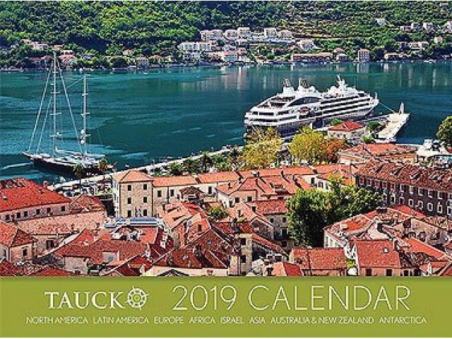 Get A Free 2019 Calendar From Tauck!