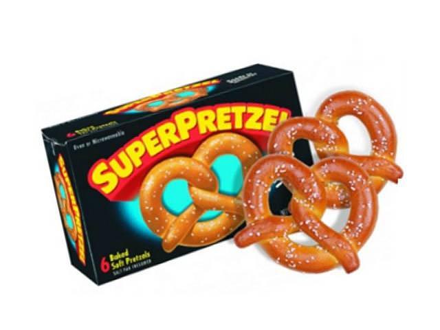 Get A Free SUPERPRETZEL Soft Pretzel!