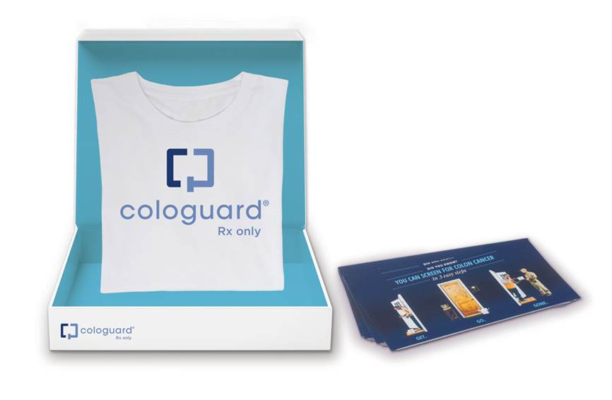 Get A Free Cologuard T-Shirt!