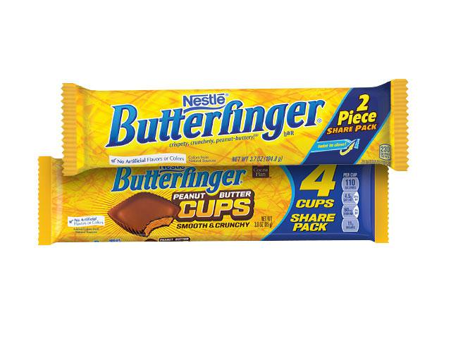 Get Free Butterfinger Swag!