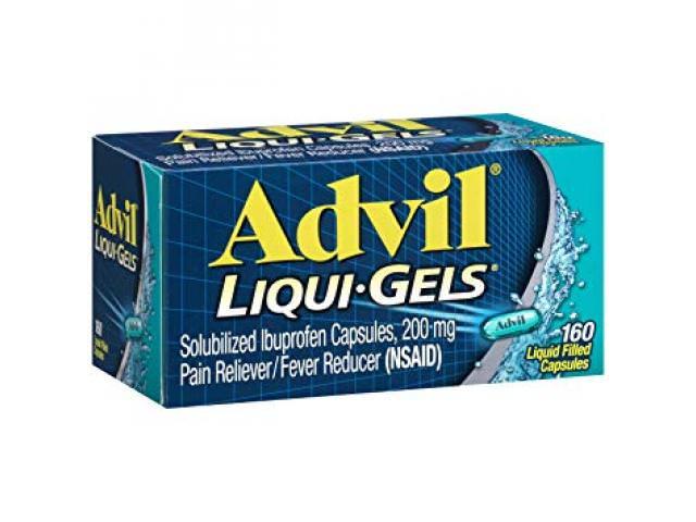Get A Free Advil Liqui-Gels!