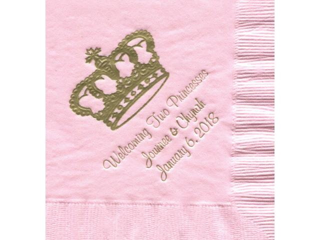 Get Free Personalized Napkins!