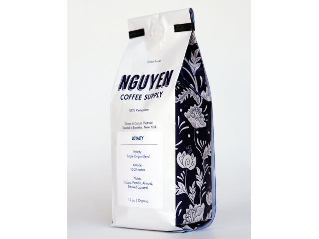 Free Coffee By Nguyen Coffee Supply!