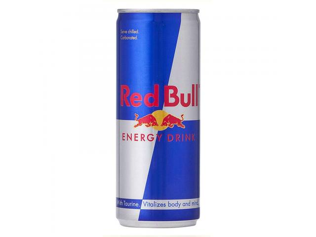 Get A Free Red Bull!