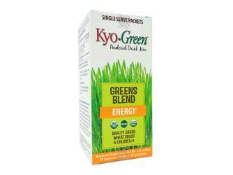 Free Kyo-Green Greens Blend Powder!