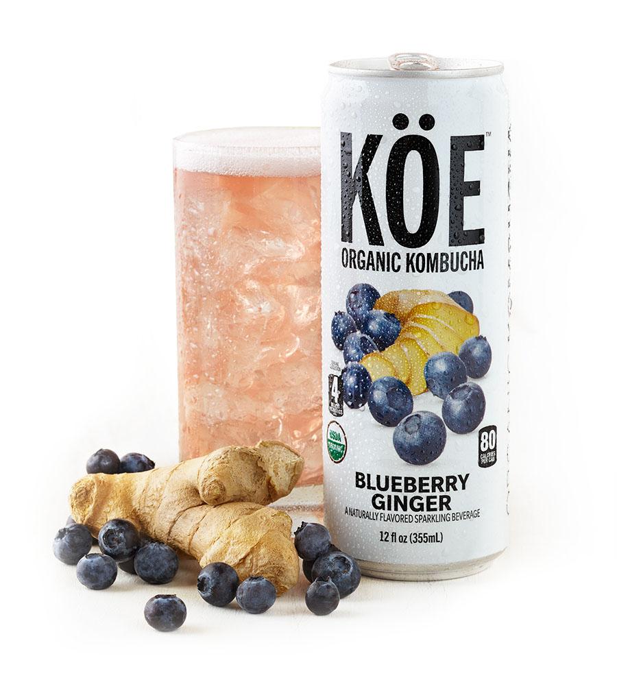 Get A Free Koe Organic Kambucha!