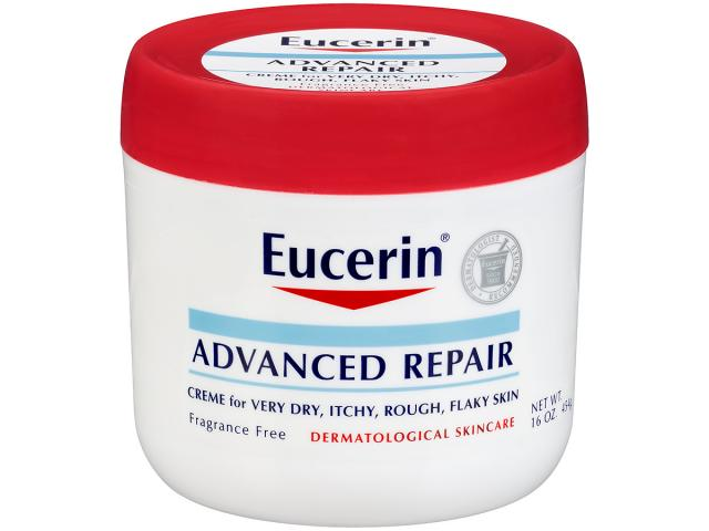 Get A Free Eucerin Advanced Repair Cream!